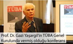 Prof. Dr. Gazi Yaşargil'in Konferansı
